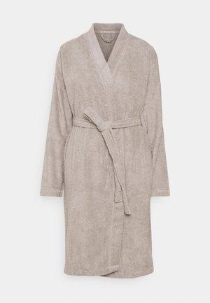 BATHROBE - Dressing gown - grey