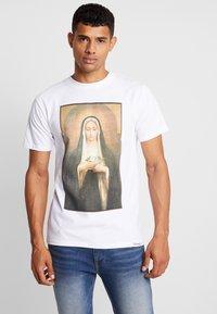 Diamond Supply Co. - SOLEMN - T-Shirt print - white - 0