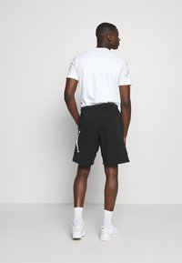 Jordan - JUMPMAN AIR  - Pantaloni sportivi - black/white - 2