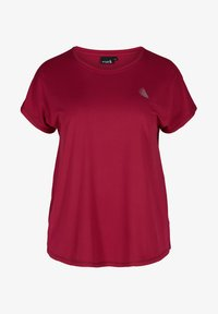 Active by Zizzi - Print T-shirt - red - 3