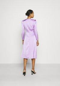 TFNC - IVY DRESS - Cocktail dress / Party dress - lilac - 2