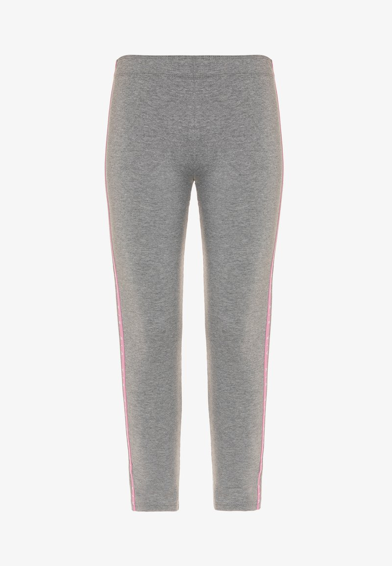 Nike Sportswear - AIR FAVORITES - Leggings - carbon heather/magic flamingo