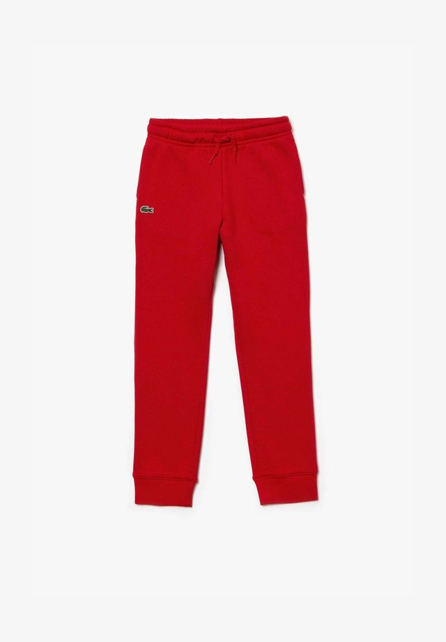 Tracksuit bottoms - rouge
