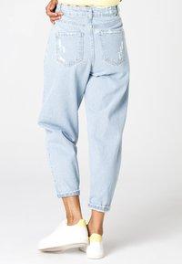 MiaZAYA - Relaxed fit jeans - jeansblau - 1