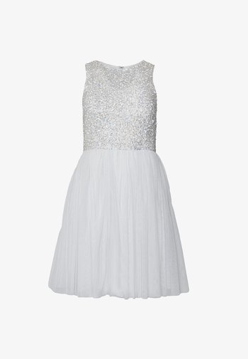 NORISA EMBELLISHED SEQUINS  - Cocktail dress / Party dress - ivory