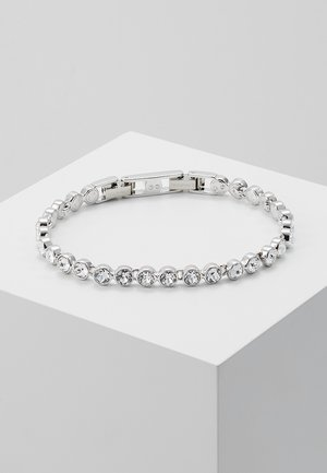 TENNIS BRACELET  - Armband - silver-coloured