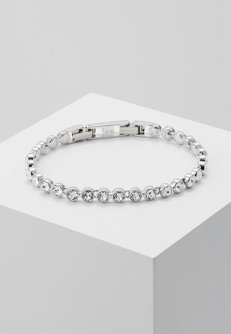 Swarovski - TENNIS BRACELET  - Náramek - silver-coloured