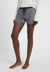 Esprit - JAYLA SINGLE - Pyjama bottoms - navy - 0