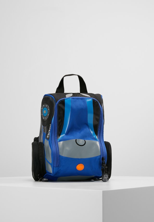 TRACTOR BACKPACK - Rucksack - blue