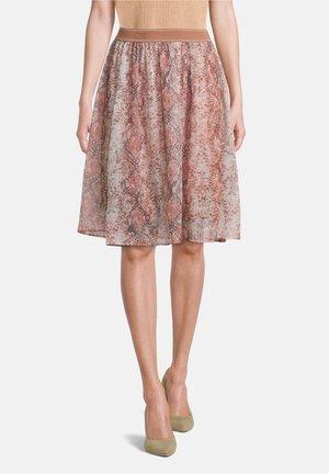A-line skirt - bunt