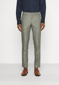 Selected Homme - SLHMYLOLOGAN  - Anzug - grey/structure - 3