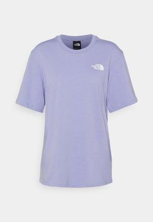 INTERNATIONAL WOMENS DAY TEE - T-shirts med print - sweet lavender