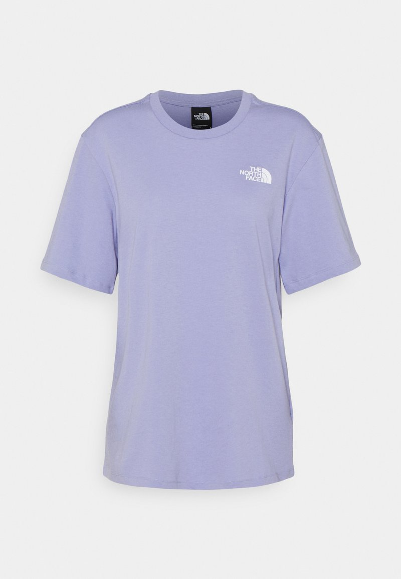 The North Face - INTERNATIONAL WOMENS DAY TEE - Print T-shirt - sweet lavender
