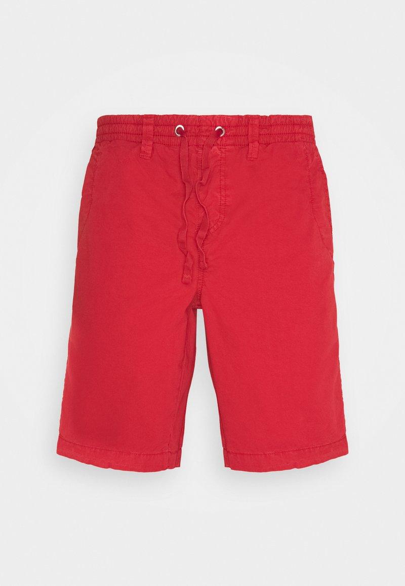 Schott - Shorts - red