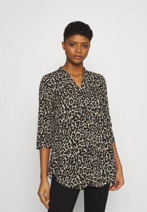 VMSIMPLY EASY  - Tunic - oatmeal/linea