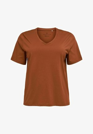 Basic T-shirt - arabian spice