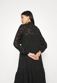 Cream - CRJELENA DRESS 2-IN-1 - Shirt dress - pitch black - 4