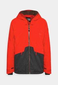 O'Neill - QUARTZITE  - Snowboard jacket - fiery red - 6