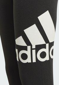 adidas Performance - G LEG ESSENTIALS SPORTS FITTED LEGGINGS - Leggings - black - 2
