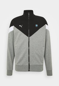 Puma - BMW MMS JACKET - Training jacket - medium gray heather - 0