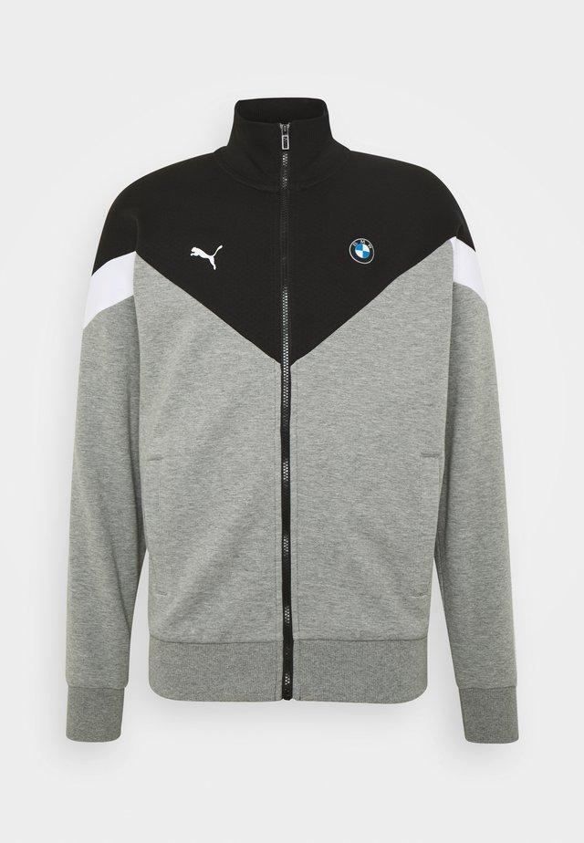 BMW MMS JACKET - Training jacket - medium gray heather