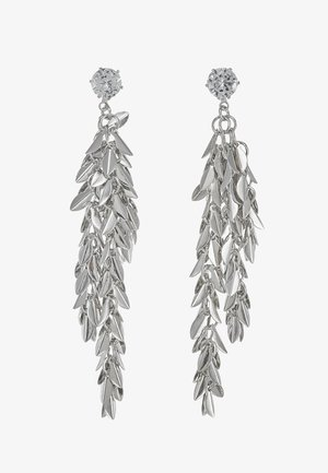 Earrings - silber-coloured