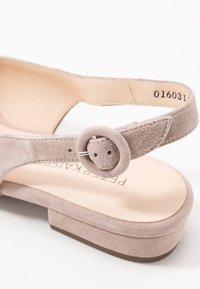 Peter Kaiser Wide Fit - WIDE FIT FASELLE - Ballerines - mauve - 2