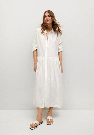 MILI I - Shirt dress - white