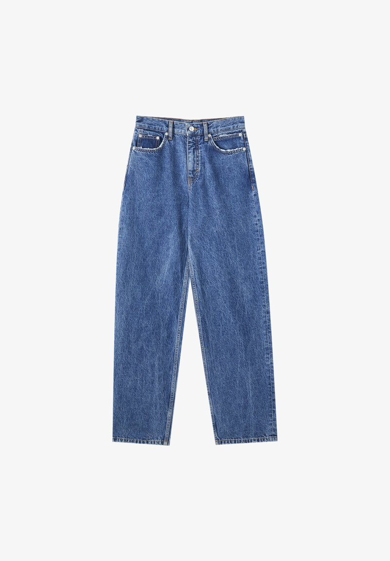 PULL&BEAR Jeans Relaxed Fit - blue/blau clhc6R