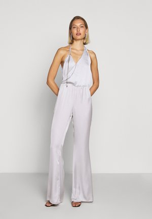 TUTA - Jumpsuit - shiny gray