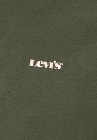 Levi's® - LOGO TEE UNISEX - T-shirt basic - greens - 3