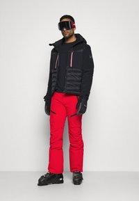 Toni Sailer - SPIKE - Snow pants - flame red - 1
