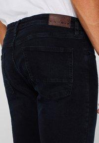 Esprit - Straight leg jeans - dark blue - 3