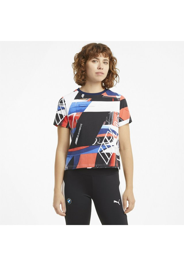 BMW M MOTORSPORT  - Print T-shirt - m colors