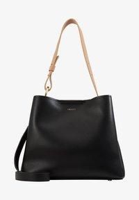 Inyati - JANE - Handbag - black/ latte - 1