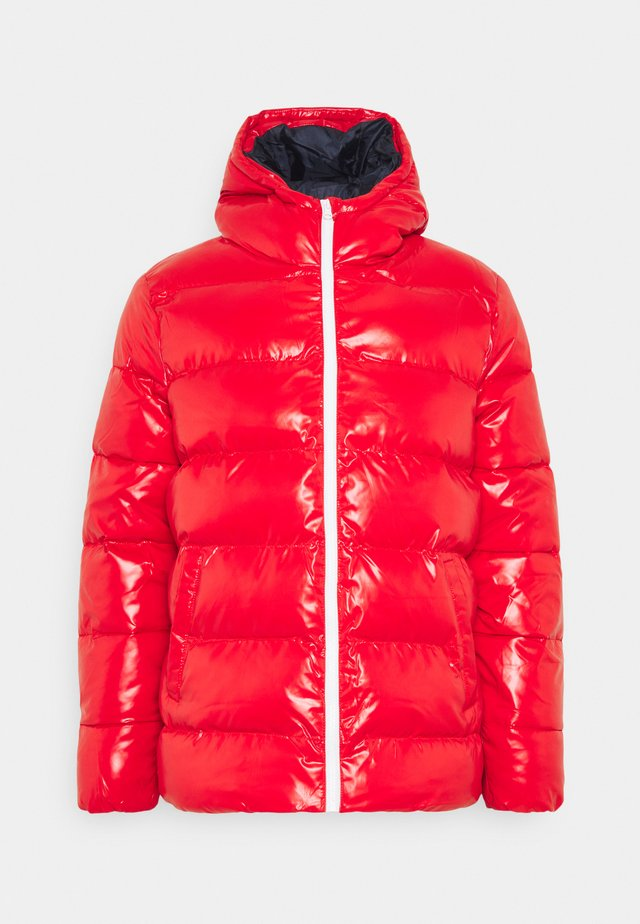 PUFFER - Winter jacket - red