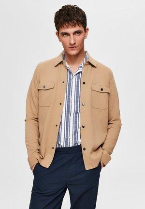 Summer jacket - cornstalk