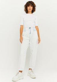 TALLY WEiJL - Print T-shirt - white - 1