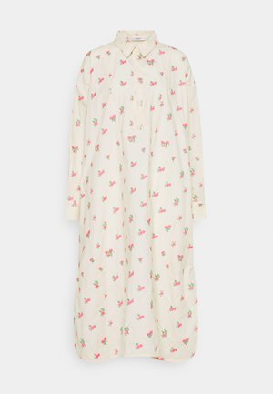 SCARLETT - Shirt dress - cloud cream