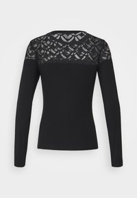 Anna Field Tall - LONGSLEEVE - Long sleeved top - black - 1