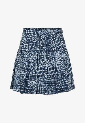 Sports skirt - jl navy croco