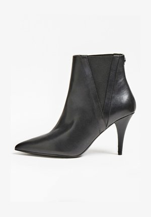 RASHEL ECHTES - High heeled ankle boots - schwarz