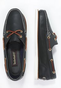 Timberland - Boat shoes - navy - 1