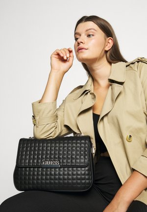 MATRIX SHOULDER BAG - Handväska - black