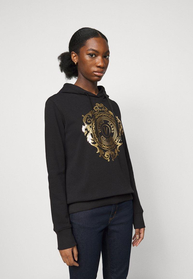 Versace Jeans Couture - Sweatshirt - black-gold