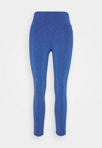 Sweaty Betty - SUPER SCULPT 7/8 YOGA LEGGINGS - Legging - blue quartz marl - 4