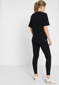 Cotton On Body - MATERNITY CORE - Leggings - black - 2
