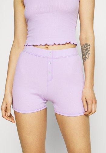 SQUAT GOALS SHORT - Shapewear - lilac