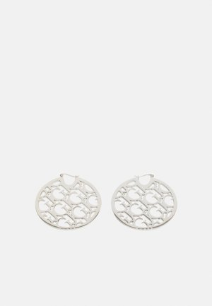 ALL ABOUT  - Earrings - silver-coloured