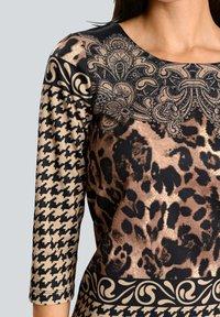 Alba Moda - Day dress - marineblau braun - 4